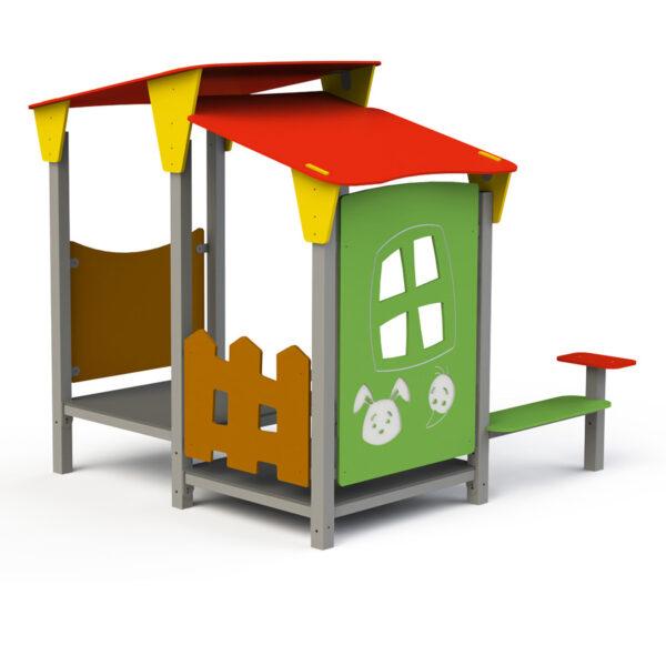 Къщички и маси за игра
